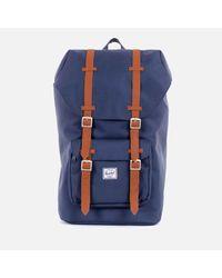 Herschel Supply Co. - Blue Little America for Men - Lyst