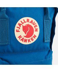Fjallraven - Blue Kanken Mini Backpack for Men - Lyst