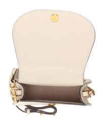 Chloé - White Exclusive To Mytheresa.com – Small Nile Leather Crossbody Bag - Lyst
