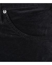 AG Jeans - Black Samthose Jodi Crop - Lyst