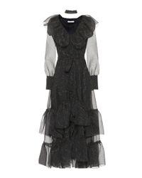Rejina Pyo - Black Renata Organza Dress - Lyst
