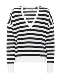Rag & Bone - Multicolor Striped Wool Sweater - Lyst