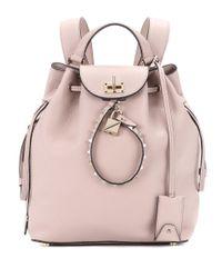 Valentino - Pink Garavani Twiny Backpack - Lyst
