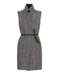 Loro Piana - Gray Sawyer Reversible Virgin Wool And Alpaca-blend Gilet - Lyst