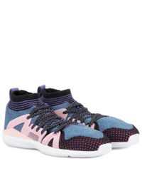 6f11f3125 adidas By Stella McCartney. Women s Blue Crazymove Bounce Low-top Trainers