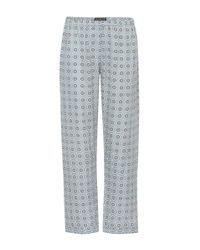 Burberry | Multicolor Printed Pyjama Trousers | Lyst