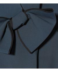 Roksanda - Blue Tilda Cape - Lyst