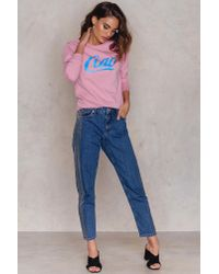 Colourful Rebel - Pink Ciao Sweat - Lyst