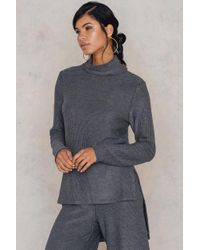 Finders Keepers - Gray Odom Sweat Jumper - Lyst