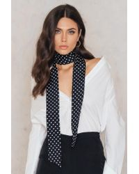 Flynn Skye - Black Scarf It - Lyst