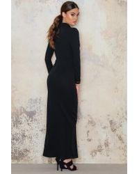 Toby Heart Ginger - Black Gigi Cut Out Formal Dress - Lyst