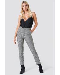 Bardot - Gigi Wrap Bodysuit Black - Lyst