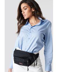NA-KD - Basic Shirt Light Blue - Lyst