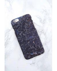 NA-KD - Blue Iphone Case 6/6s - Lyst