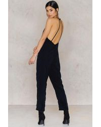 Motel Rocks - Black Kauna Jumpsuit - Lyst