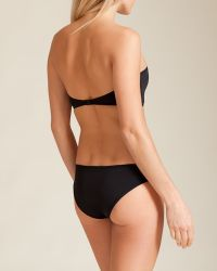 OYE Swimwear - Black Bustier Bikini - Lyst