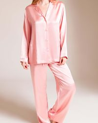 La Perla | Pink Seta Pajama | Lyst