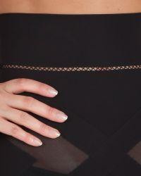La Perla - Black Shape Couture Forming Garter Belt - Lyst