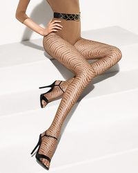 Wolford | Natural Adelia Tights | Lyst