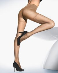 Wolford | Natural Synergy 20 Push Up Panty Tights | Lyst