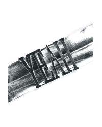 Nasty Gal - Metallic Shout It Out Metal Choker Shout It Out Metal Choker - Lyst