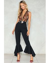 Nasty Gal - Black Hot Summer Day Mesh Bodysuit Hot Summer Day Mesh Bodysuit - Lyst