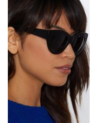 Nasty Gal - Black As Thick As Thieves Shades - Lyst