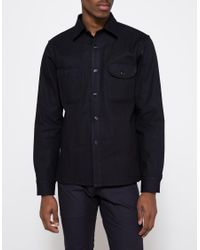 Rogue Territory | Blue Isc Work Shirt for Men | Lyst