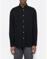 Our Legacy | Generation Shirt Black for Men | Lyst