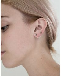 Need Supply Co. - Multicolor Olsen Earring - Lyst