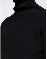 Need Supply Co. - Sailor Turtleneck In Black for Men - Lyst