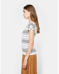 Which We Want - White Santo Tee - Lyst