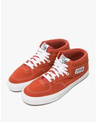 Vans - Red Ua Half Cab In Tandori Spice for Men - Lyst