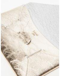 I Ro Se | Metallic Seamless Card Case | Lyst