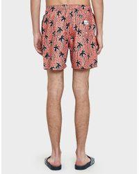 Boardies - Multicolor Flair Palm Swim Short for Men - Lyst
