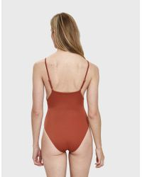 The Ones Who - Multicolor Margot One Piece Swimsuit - Lyst