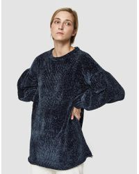 Stelen - Blue Bergen Sweater - Lyst