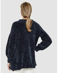 Stelen - Blue Bergen Sweater - Lyst