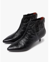 3.1 Phillip Lim - Black Blitz Kitten Heel Bootie - Lyst