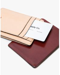 Il Bussetto - Black Card And Document Holder for Men - Lyst