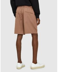 Lemaire - Multicolor Elasticated Shorts for Men - Lyst