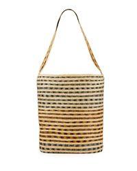 Missoni - Multicolor Straw Beach Bag - Lyst