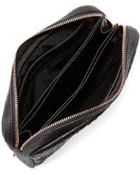 Alexander Wang - Black Fumo 3/4-zip Continental Wallet - Lyst