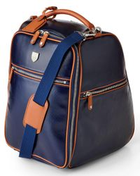 Park Accessories - Blue Timmins Boot Bag for Men - Lyst