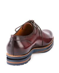 Berluti - Purple Alessio Lace-up Oxford Shoe for Men - Lyst