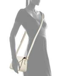 Longchamp - Natural Le Pliage Heritage Small Cross-Body Bag - Lyst