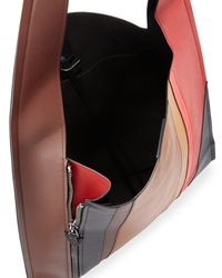Elena Ghisellini - Multicolor Estia Sensua Leather Hobo Bag - Lyst