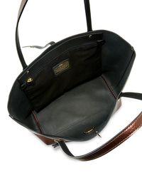 COACH - Multicolor Market Leather Tote Bag - Lyst