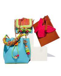 Sophia Webster | Multicolor Romy Mini Leather Bucket Bag | Lyst