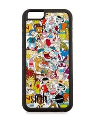 Story - Multicolor Character Mash Up Iphone 6 Case - Lyst